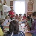 Мастер-класс по росписи яйца крапанки