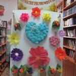 выставка к весеннему празднику