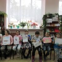 рисунки к Неделе детской книги