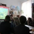 """Беседа """"Художник читает Библию"""""""