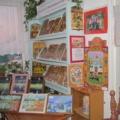 Выставка работ обучающихся в изостудии